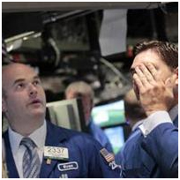 Stock market collapse - global economy shaking