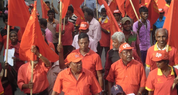 USP May Day Celebration – 2015 -Fight for Democratic Rights of All