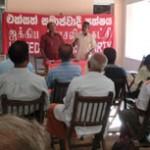 USP Seminar in Jaffna
