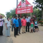 United Socialist Party Opened Jaffna Election Office in Chavakachcheri Today 28th