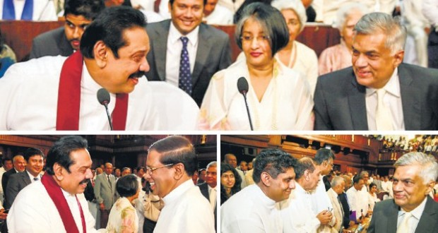 Identifying the challenges after defeat of Rajapaksa