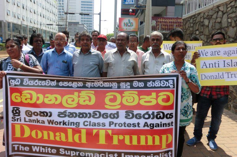 Against Donald Trump